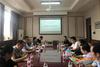 西安文理学院信息工程学院与结对服务部门召开座谈会