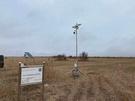 东营中国地质调查局植物生长节律在线监测系统安装调试成功