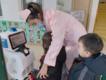 """幼兒園囤""""年貨""""?近百所幼兒園引進智能晨檢機器人,給娃娃們過個安全健康年"""