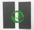 上海晶安BDD电极薄膜硅基底电极定制掺硼金刚石BDD电极有机废水处理电极