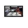 智慧教学书法临摹台 21.5寸嵌入式桌面触屏一体机源头厂家