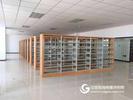 雙柱單面書架 鋼制書柜書架廠家