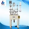 上海保玲厂家直销SF-1-5L双层玻璃反应釜,单层玻璃反应釜,反应器