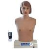數字遙控式電腦胸部心肺聽診模擬人,上海啟沭聽診模型