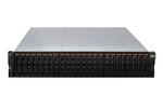IBM V3700 雙控制器小盤存儲柜ISCSI+Mini SAS 標配無硬盤