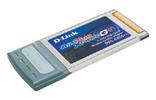 DWL-G650+A  802.11g 54M PCMCIA 无线网卡