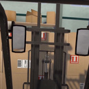北京欧雷品牌 VR物流装卸作业培训  vr叉车 vr训练系统