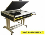SMA A1幅面平板扫描仪