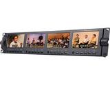 洋铭TLM-434H HD 4.3寸四屏幕液晶监视器