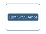 SPSS Amos 丨 结构方程模型软件
