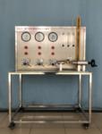 燃气调压器特性测试实验台