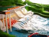水利工程、水电站、水利枢纽、水泵及水泵站系列模型