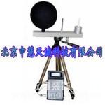 WBGT指数仪 湿球黑球温度指数仪 型号:JKC-D2006