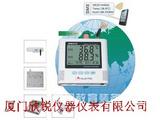 GSM远程短信温湿度报警记录仪S580-TH-GSM