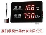 LED大屏温湿度表HE250A