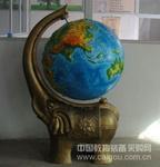 象座地球仪模型