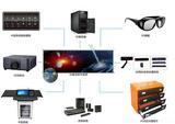 3D智能教室解決方案/3D投影機/3D一體機/3DLED大屏/裸眼3D/3D互動教學系統