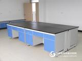 实验台钢木边台中央实验台 厂家直销 支持非标定制