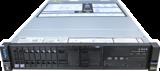 联想服务器 X3650M5 E5-2630v4 CPU 16G DDR4 内存 无盘 单电源
