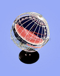 教學儀器-地球模型-經緯儀