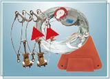 钻井井架二层台救生装置