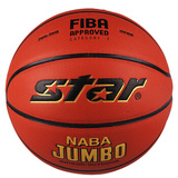 【世达-Star】7号成人PU室内外水泥地耐磨比赛训练蓝球BB337