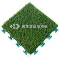 可移动拼装人造草坪地板 可拆卸拼装草板 拼块草皮地板 人造草皮拼装地板