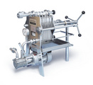 Armfield品牌    FT14 板框压滤机