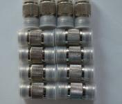 50-12,1/2馈线转接头L16-50KK,N-KK,1/2双阴头双母头量大批全铜