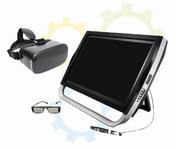 VR+教育 虚拟现实(VR)智慧教室/3D教学/创新教学