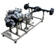 YUY-JP10 汽车动力驱动与传动系统演示解剖模型