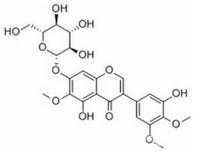 野鸢尾苷 ( Iridin  )