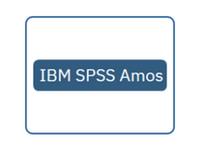SPSS Amos 25.0 丨 结构方程模型软件