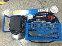 科尔奇MCH-6空气压缩充气泵操作使用说明