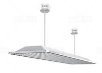 全向发光读写专用灯A LED教室灯 全护眼校园智慧照明
