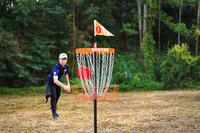 X-COM品牌 户外拓展 X-COM 公园标准款飞盘高尔夫框 [核心卖点]