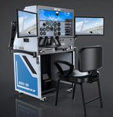 北京云安通航  飛行模擬器  飛行訓練器D01-M