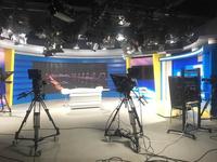 星河虚拟演播室建设 实景超高清演播室设计方案