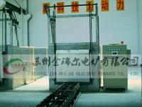 铝棒均热炉 铝合金淬火炉 铝合金时效退火炉 铝合金固溶炉 铝型材时效炉