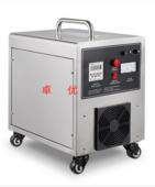 卓优+臭氧发生器+采用风冷冷却,配有轴流风机辅助散热,保证主机长时间工作的稳定性及使用寿命