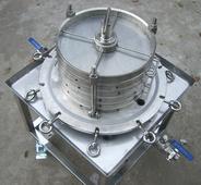 上海信步不锈钢层叠式密封板框过滤器SHXB-10C-200