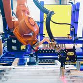 庫卡焊接機器人