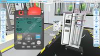 龙泽新能源汽车充电设备装配与调试仿真教学软件