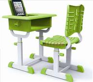 iPad平板电脑课桌椅无纸化教学桌智能课堂