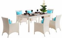 户外休闲家具/藤家具桌椅/酒店桌椅