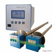 氧化锆氧量分析仪/氧化锆分析仪/烟道氧分析仪(盘式安装,液晶显示) 型号:NTJZO-301