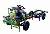 解放CA1092/東風EQ1092型透明整車模型