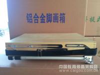 興程廠家美術用品批發油畫繪圖文具木制鋁合金腿油畫箱 木質畫架油畫箱