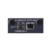 中兴(ZTE)RS-2800-2GE-SFPRJ45 2端口千兆光电扩展卡