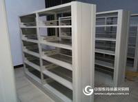 廠家直銷圖書館檔案鋼制書架